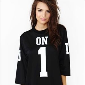 NWOT UNIF ON 1 ON ONE Jersey Size XS